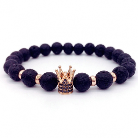 """Unisex narukvica """"Crown"""""""